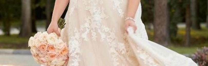 Свадебное платье для полных невест: фото, какое выбрать, модные тенденции