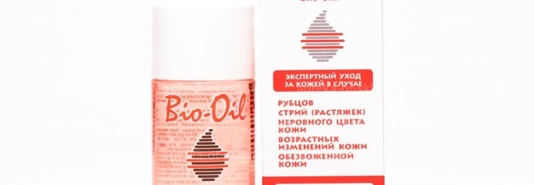 Масло от растяжек Био-Ойл