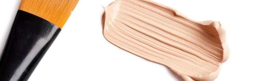 Чем отстирать тональный крем с одежды