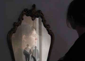 Гадания с зеркалом