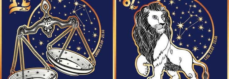 Совместимость Льва и Весов: в любовных отношениях, дружбе, работе