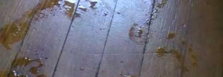 Почему нельзя ходить по мокрому полу: приметы и суеверия