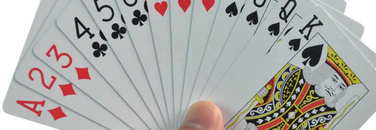 Гадание на игральных картах на измену онлайн