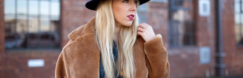Женская и мужская шляпа трилби