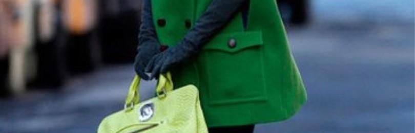 Как носить пальто-жилет