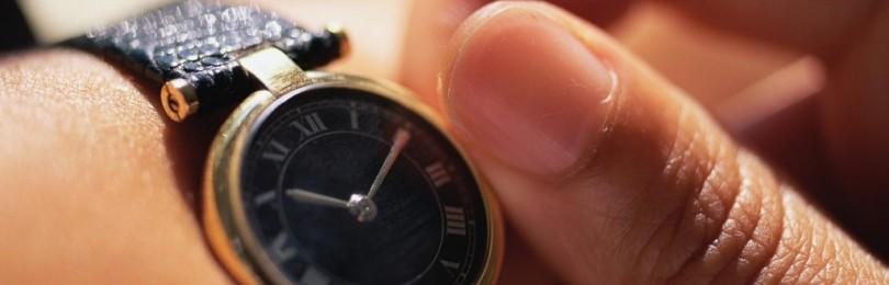Остановились наручные часы: приметы