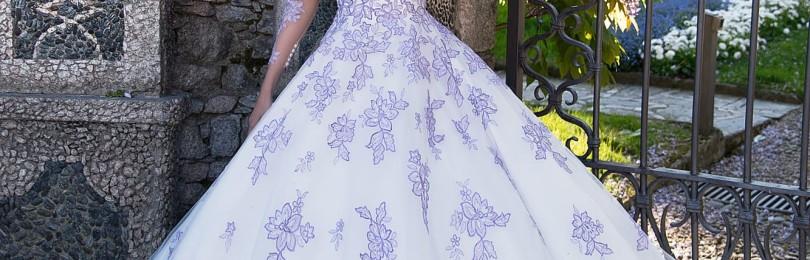 Свадебные платья из кружева: с рукавами, пышные, прямые, закрытые