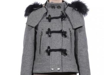 С чем носить пальто дафлкот