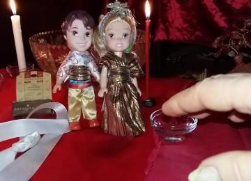 Обряд и заговор на счастливое замужество