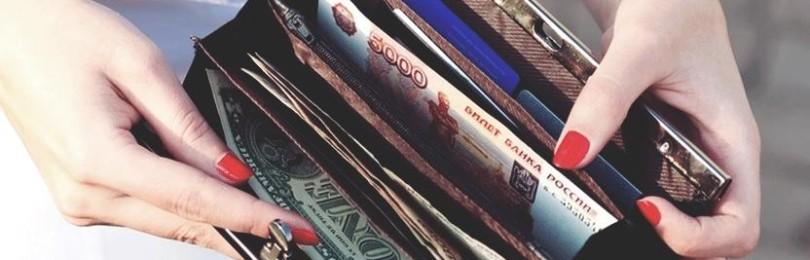 Заговоры на новый кошелек, чтобы деньги водились