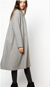 7d6da69c043 Спортивное длинное пальто будет идеально смотреться на высоких и стройных  девушках  такая модель выгодно подчеркнет длину ног