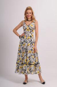 b581f49af6c Летние платья из вискозы  стильные модели и фасоны